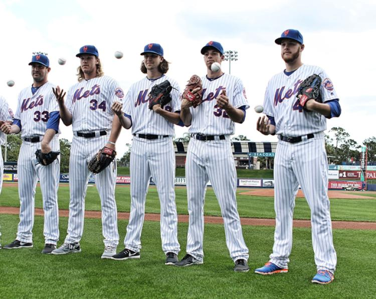 Mets Aces