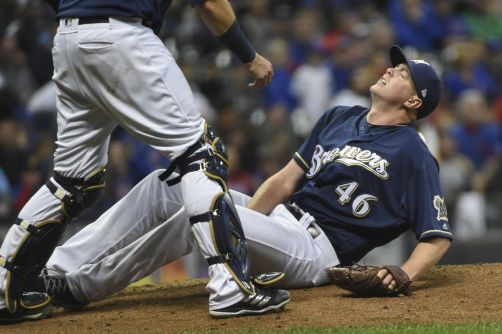 Corey Knebel injury