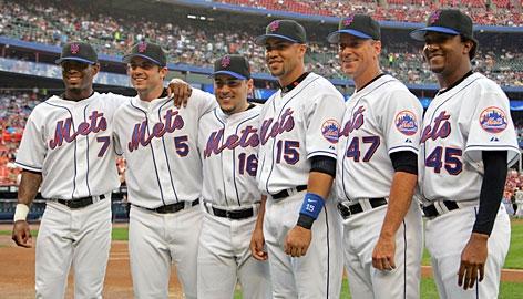 Mets stars